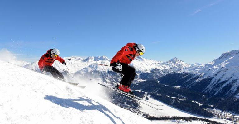 Technik Update mit der Skischule