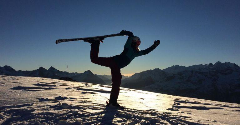 Yoga mit Tanja Brem
