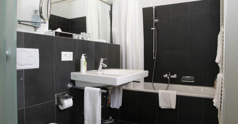 mögliches Badezimmer
