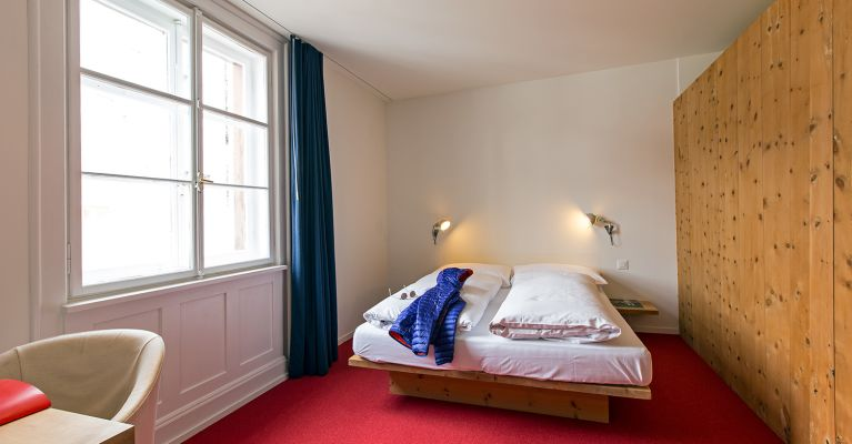 mögliches Zimmer