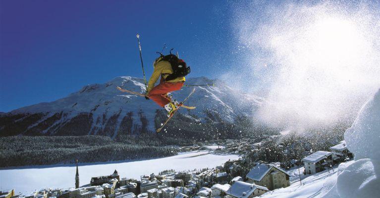 Freeride St. Moritz