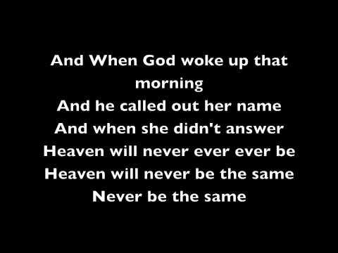 Lyrics jamie foxx heaven