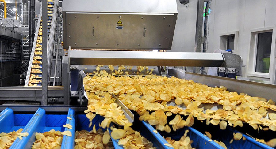 чипсы и свое производство