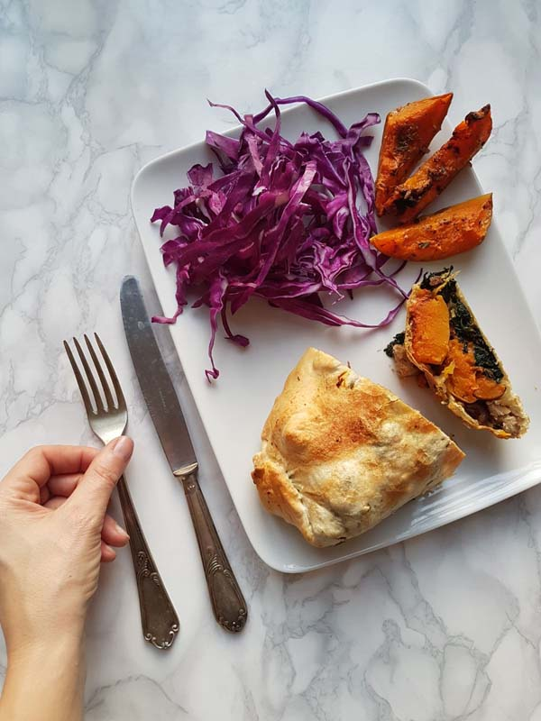 Wellington versione vegetariana
