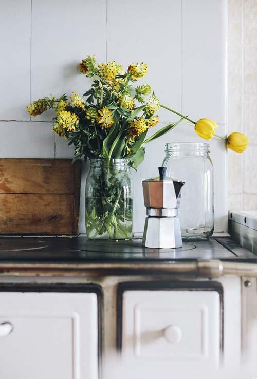 Bouquet di fiori spontanei