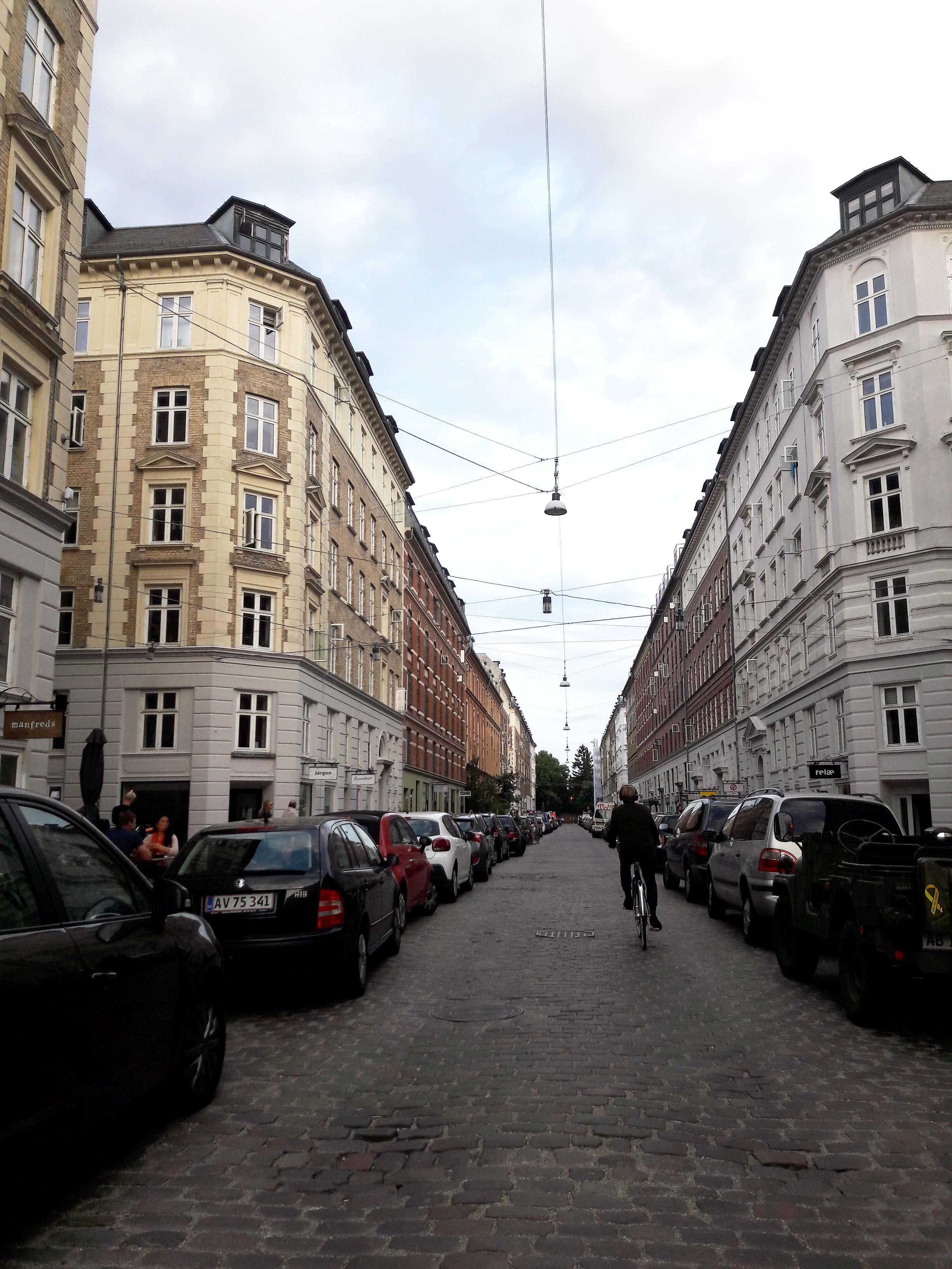 Visitare Copenhagen in bici
