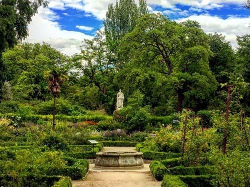 Orti botanici più belli - Madrid