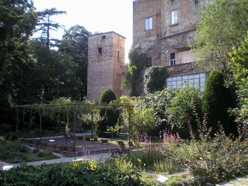 Orti botanici più belli - Perugia