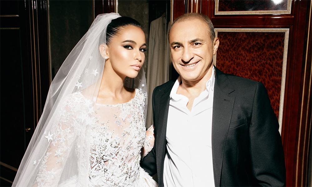 Сарина и Михаил Турецкие
