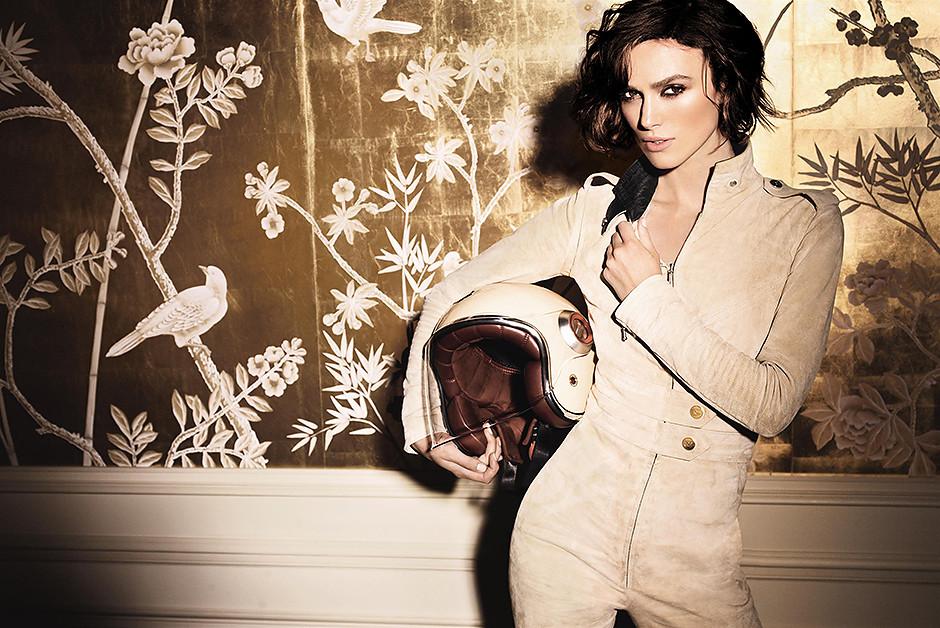 Кира Найтли в рекламе Chanel