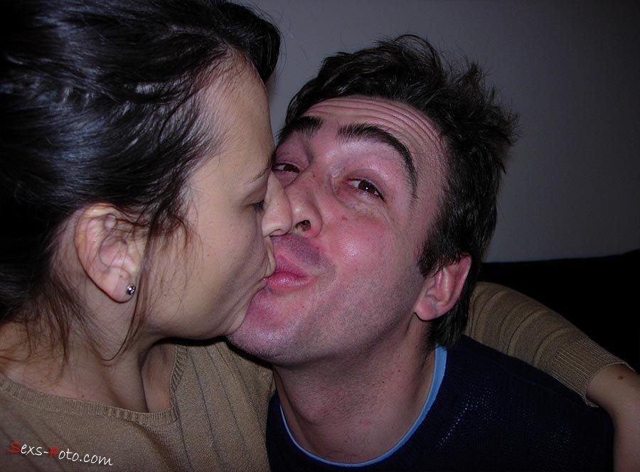 Сперма во рту у жены
