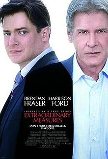 Pompe disease - harrison ford movie #2