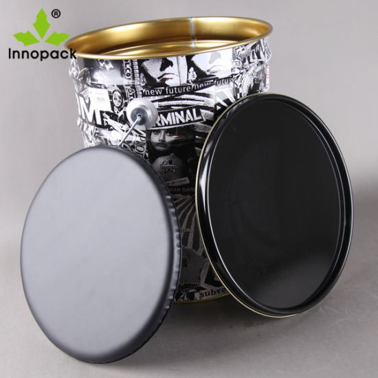 Sealable drums