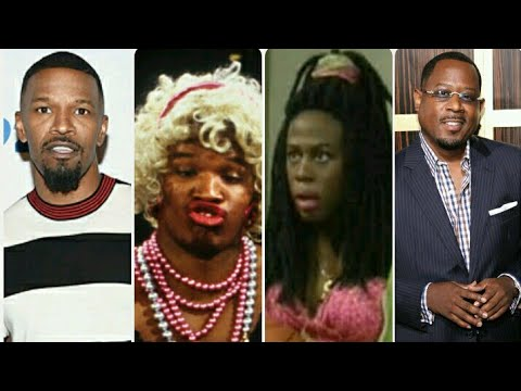 Jamie foxx skank movie