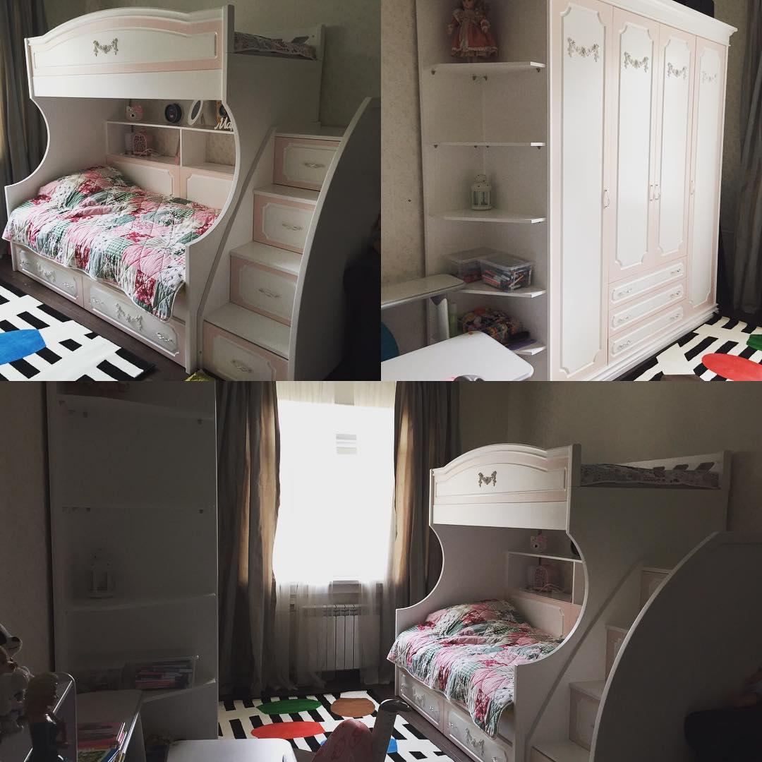 ксения бородина детская комната для дочки