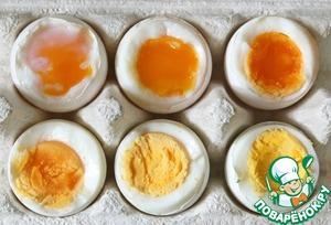 Сколько кипятить яйца вкрутую