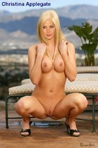 Free porn pics of Christina Applegate Fakes Part 1 12 of 599 pics
