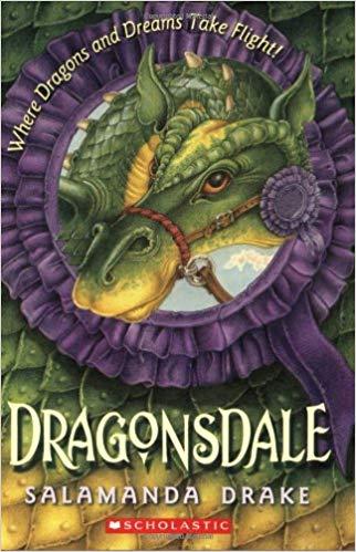 Salamanda drake books