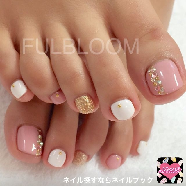 Cute toe nails ideas
