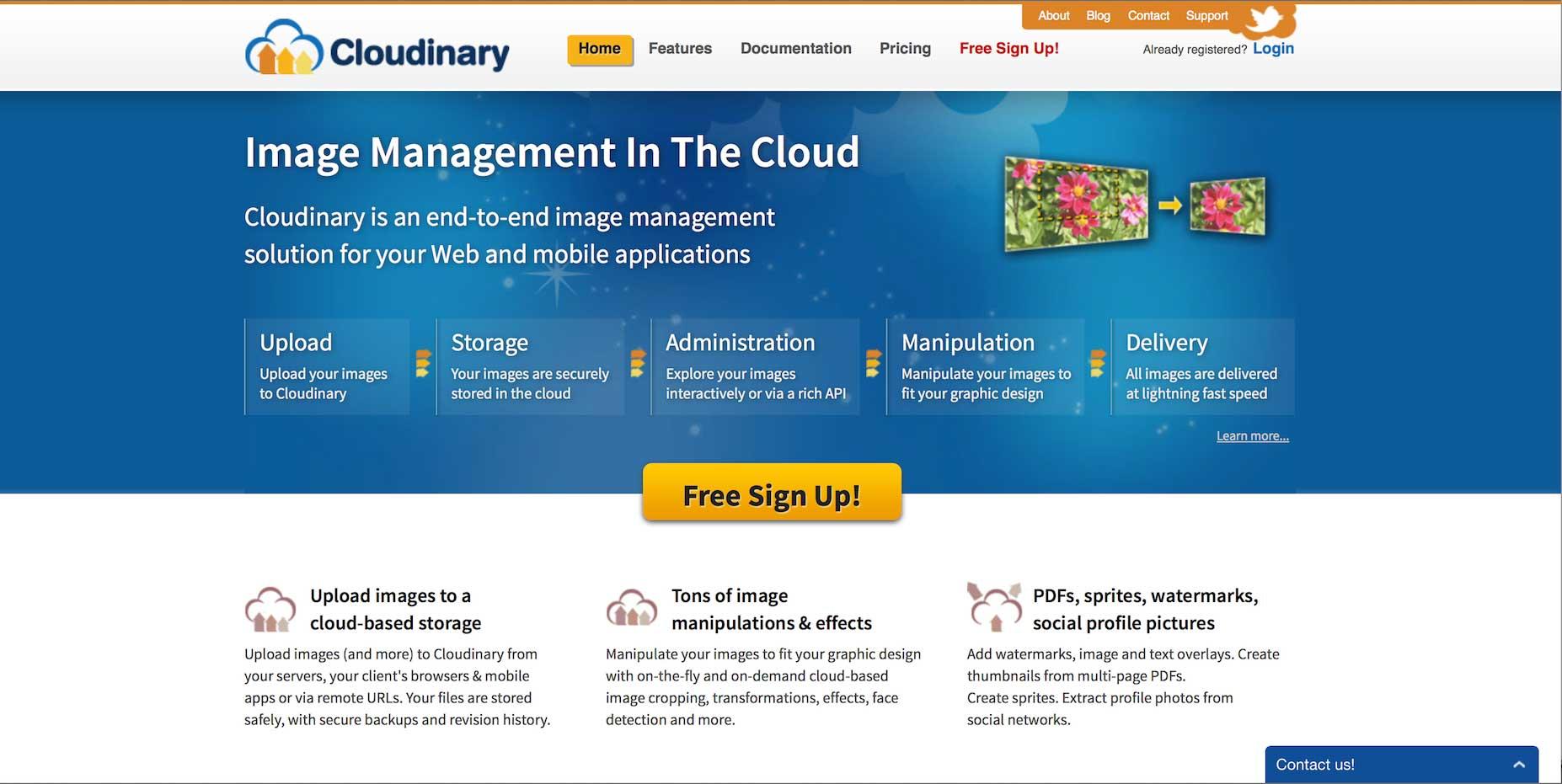 Cloudinary.com