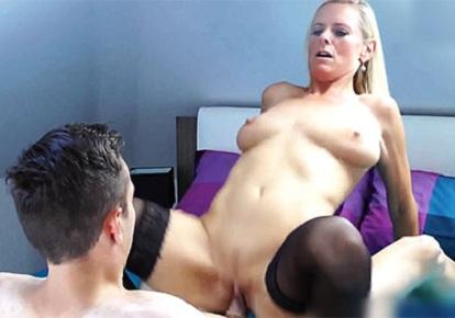 Смотреть бесплатное русское порно мама и сын