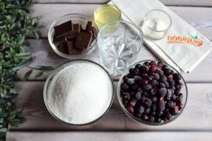 Зефир с шоколадом рецепт