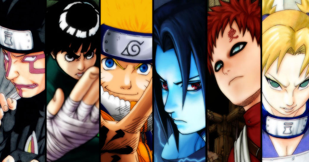 A Look Back to Naruto