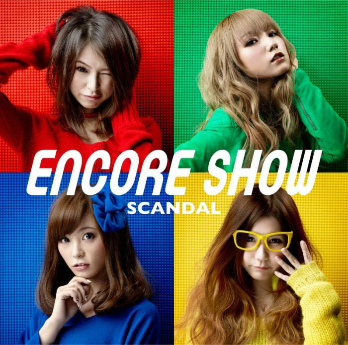 ENCORE SHOW [Cover]