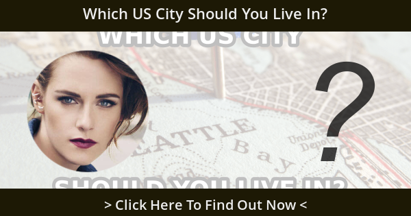 Which US City Should You Live In?