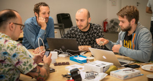 Relayr Hackathon