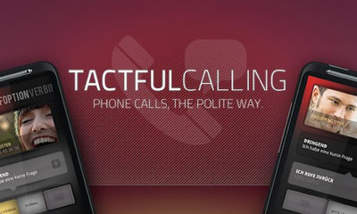 Tactful Calling