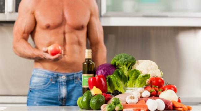 Рацион для похудения мужчины