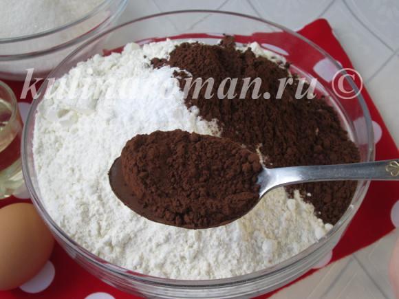 пряники с какао