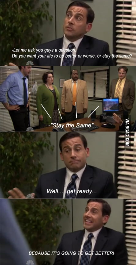 Steve carell quotes from the office