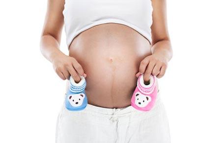 При беременности нет токсикоза кто родится
