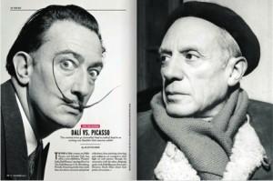 Dali Picasso