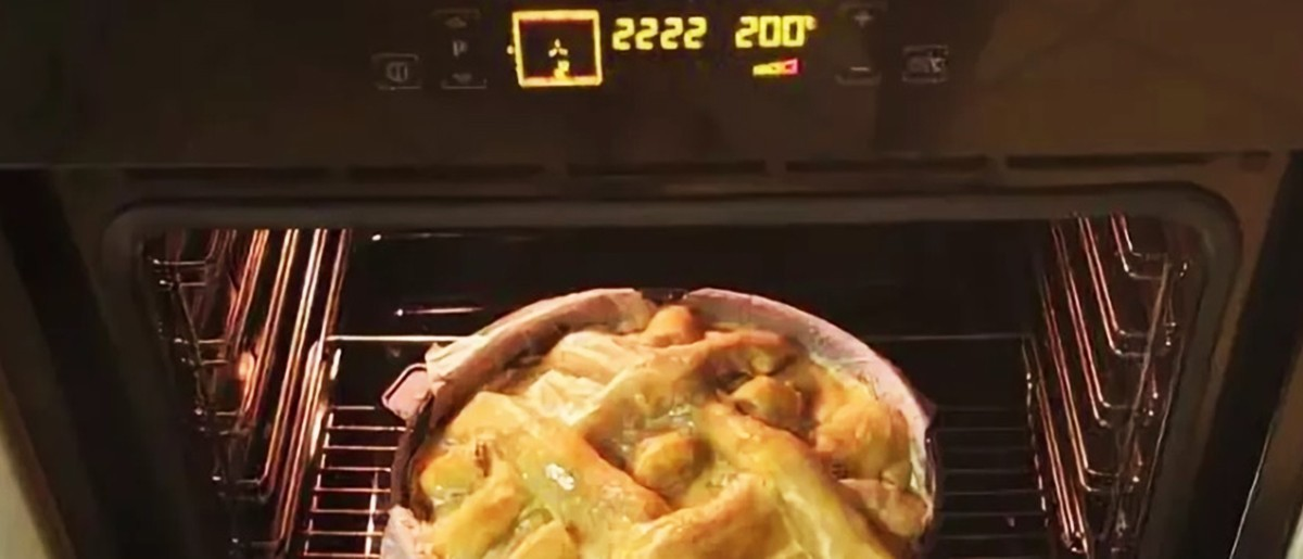 Сколько времени в духовке выпекать пирожки