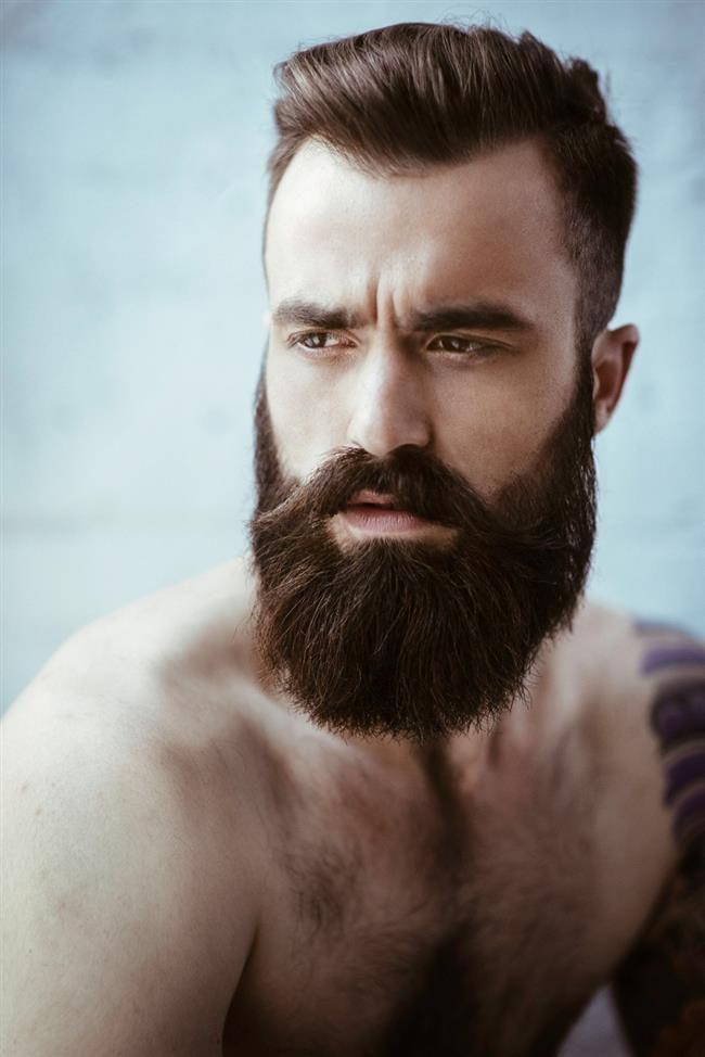 Модная борода у мужчин фото