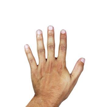 Fingernails ridges