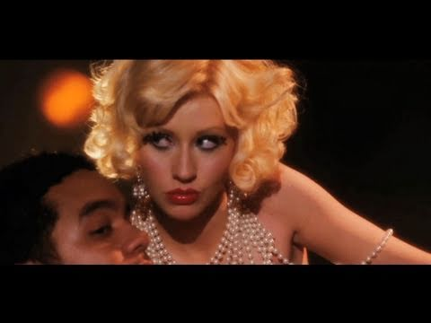 Burlesque remix christina aguilera