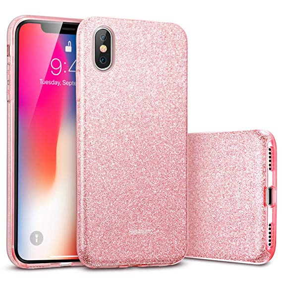 Pink sparkly iphone covers