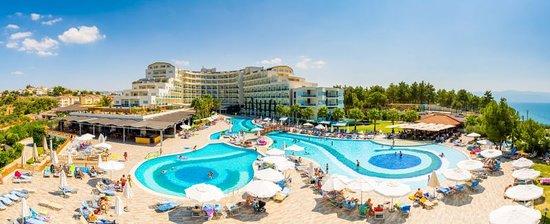 Sealight resort hotel turkey