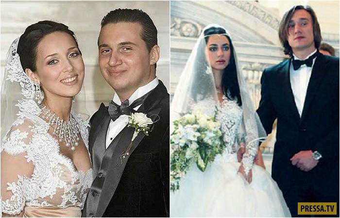 Фото свадьбы знаменитостей из россии