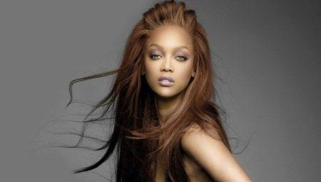 В какой цвет покрасить волосы смуглым