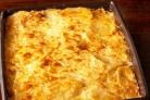 Запеченная картошка в сметанном соусе