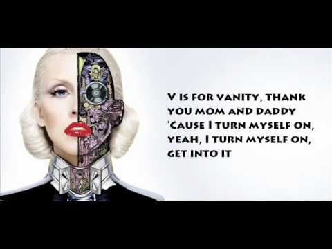 Christina aguilera vanity mp3 download