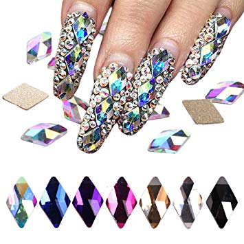 Crystal rhinestones for nails