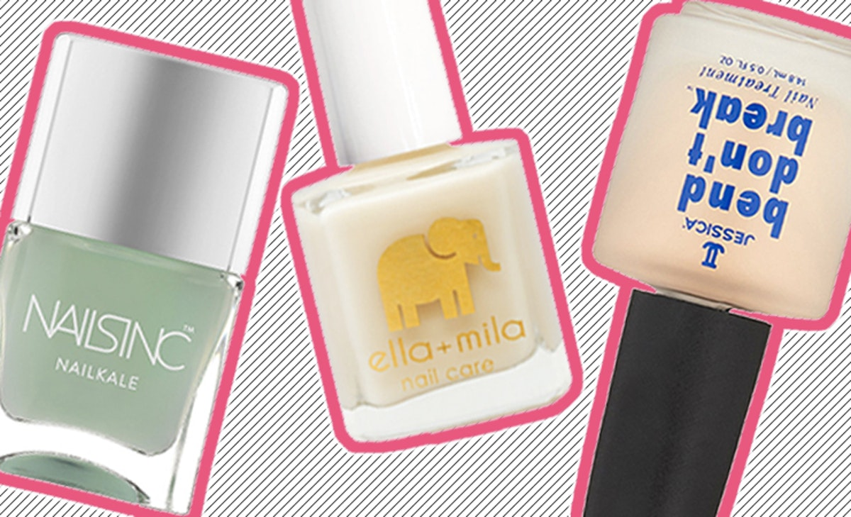 Best treatment for soft peeling nails