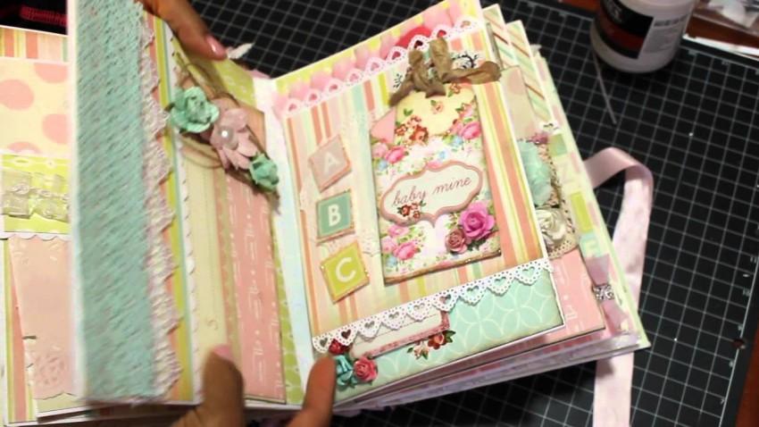 Изготовление своими руками фотоальбома