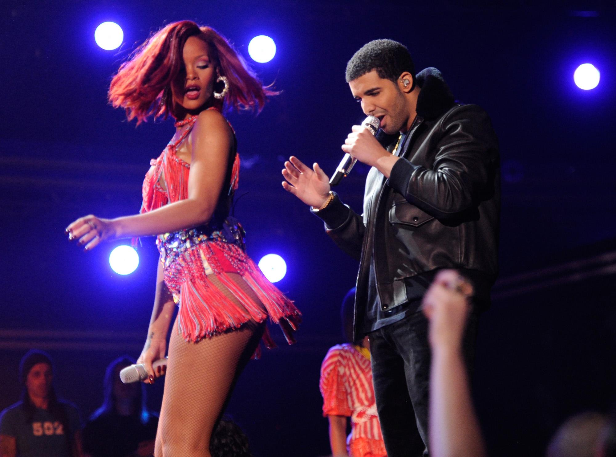 Drake rihanna relationship